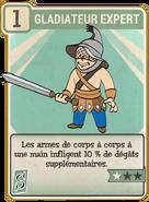 FO76 Gladiateur expert