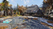 FO76 New River Gorge Resort