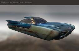 FO76 flying car proto rusted (Katya Gudkina concept art).jpg