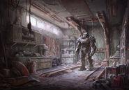 Fallout4 Concept Garage