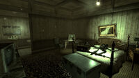 Homestead Motel room 1D