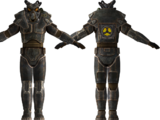 Remnants power armor