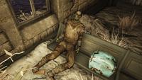 Clarksburg Settler Corpse 1