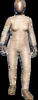 FO4CW Armor Rack Female