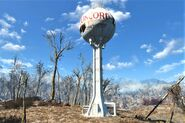 FO4 Concord water tower