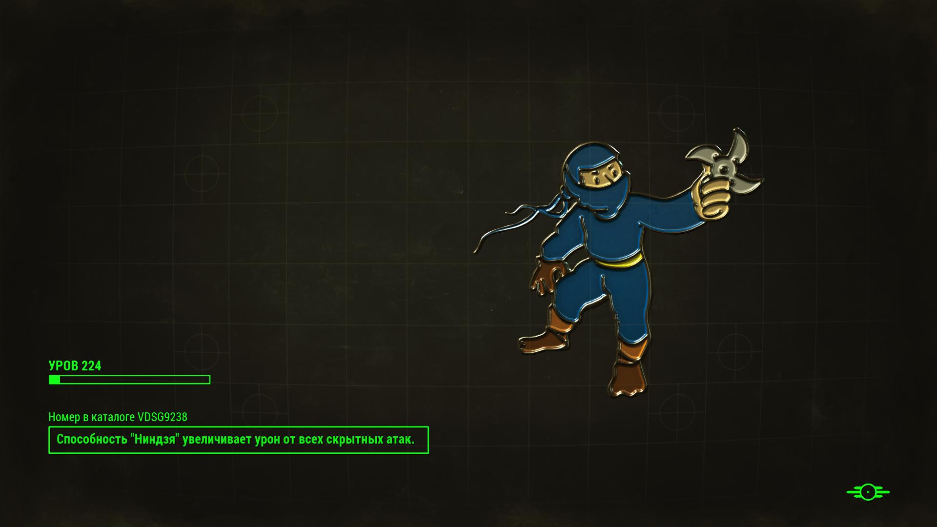 Ниндзя (Fallout 4)