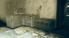 FO76 Fort Defiance (Overseer's cache 09)