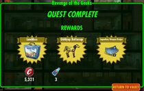 FoS Revenge of the Geeks rewards