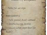 Wellingham's recipe