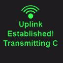 C-finder uplink established