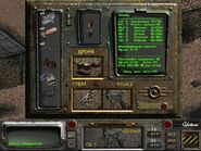 FO2 PipBoy — InventoryScreen