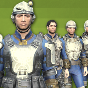 FO4 CC - Armor paint job Children of Atom.png