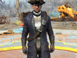 Minutemen general's uniform