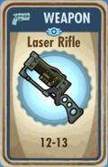 FoS Laser Rifle Card