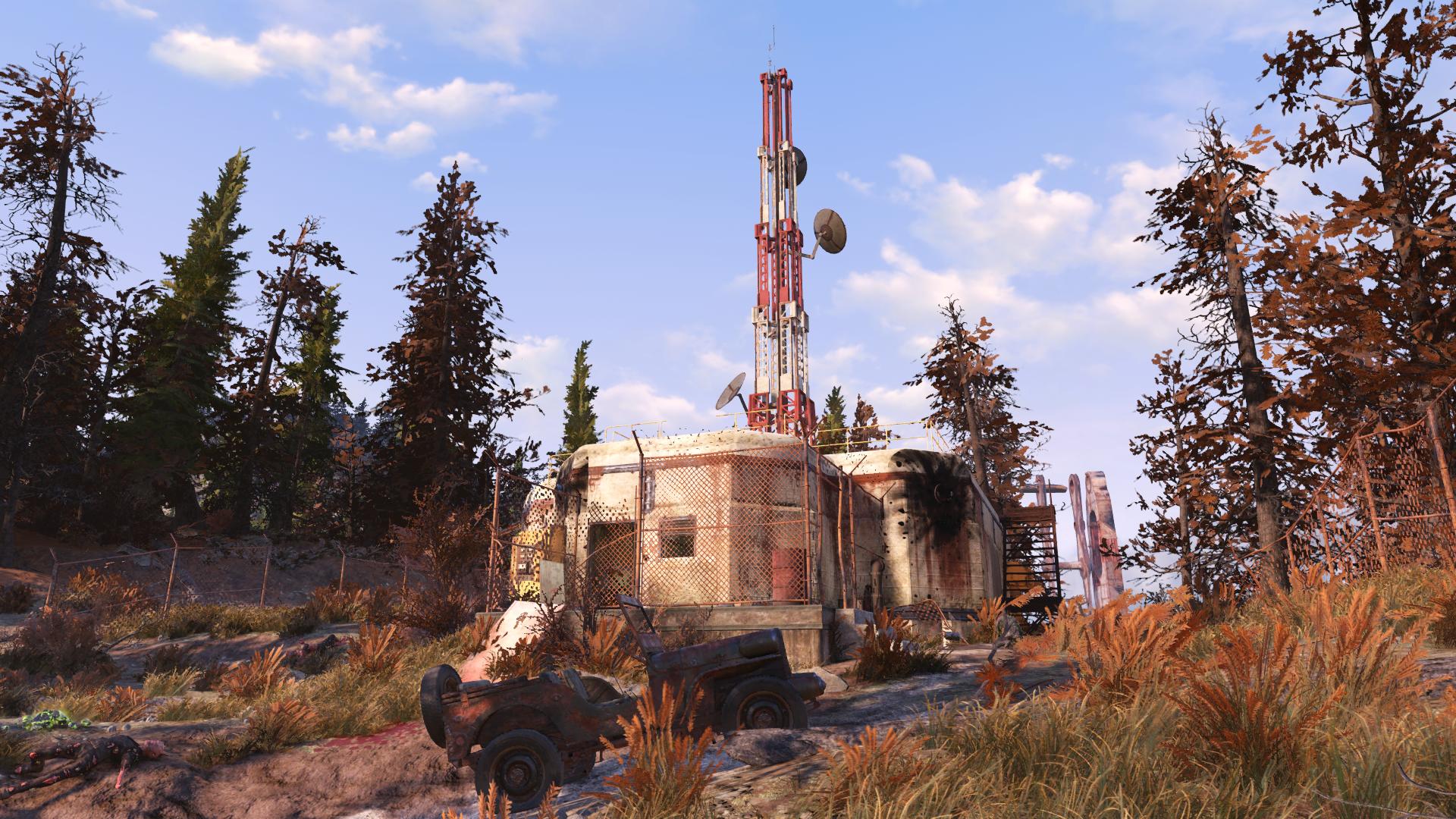 Relay tower EL-B1-02