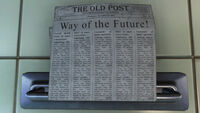 The Old Post House of Tomorrow