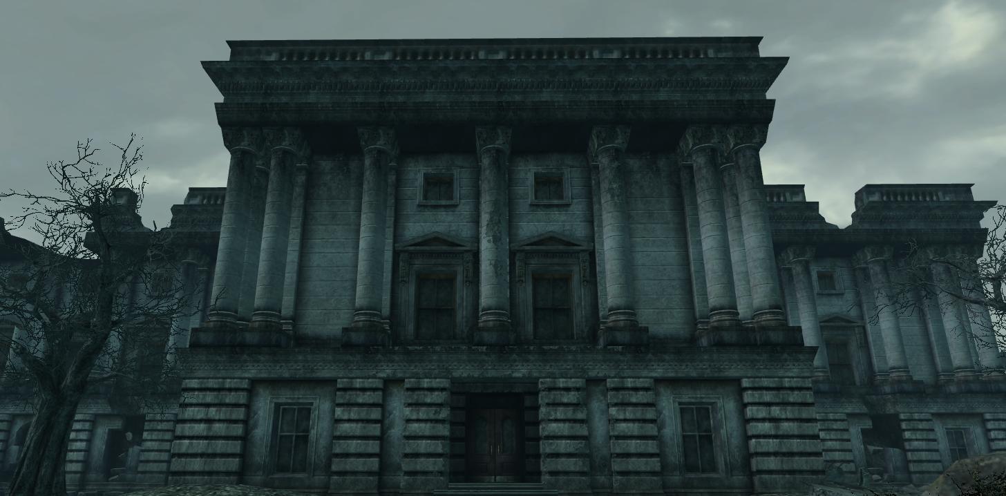 Biblioteka w Arlington