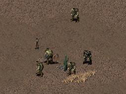 FO1 Random Supermutant patrol.png