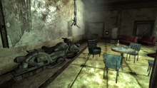 FO3 Eulogy's pad motorcycle