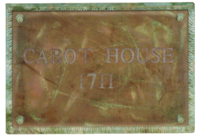 FO4 Cabot house plaque