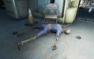 FO4 V111 Skeleton 4