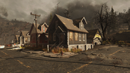 FO76 Beckley houses south