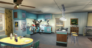House of Tomorrow kitchen pre-War