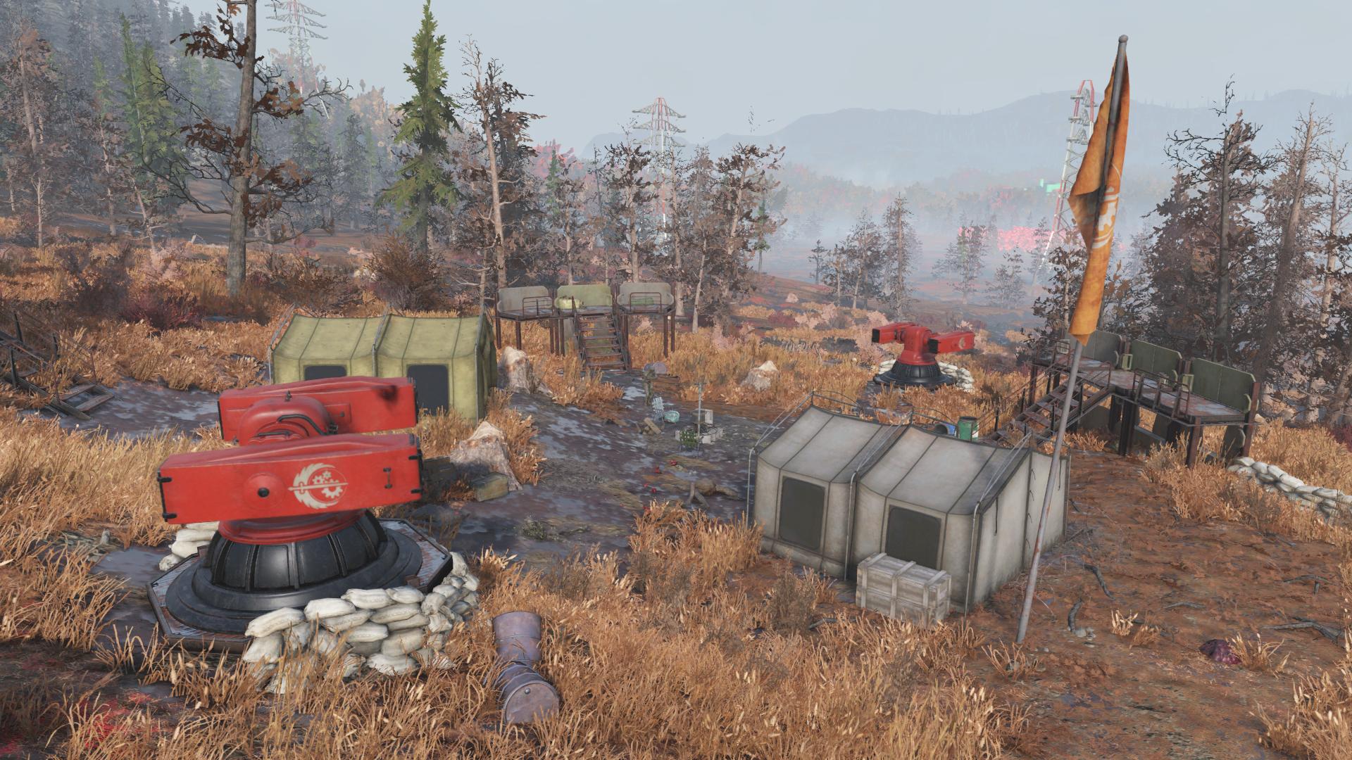 Forward Station Alpha