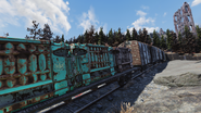 FO76 NH&M Cargo Big Bend Tunnel East