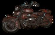Fo4 post-War motorcycle