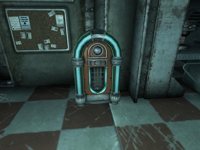 Музыкальный автомат (Fallout 3)