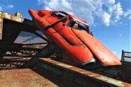 FO4 Vehicles bridge 1