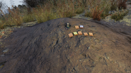 FO76 Kaw lookout gravesite