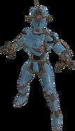 FO76 creature assaultron blue