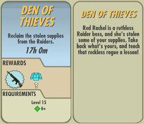 FoS Den of Thieves card