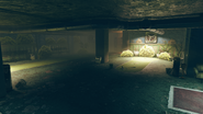FO76SD Orwell Orchards bomb shelter central room
