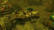 South Cutthroat Camp 4