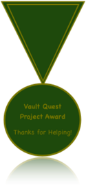 Vault Quest Project Award.png