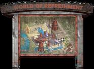 World of Refreshment map
