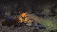 FNV GK supply cave Oscar Velasco's interior