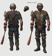 FO4 DC guard armor 1