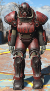 FO4 T-51 flames