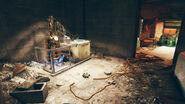 FO76 Abandoned bunker 14