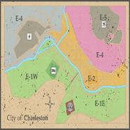 FO76 Charleston Map Fire Department Station