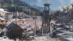 FO76 Pioneer Scout camp.png