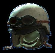 Fo4CC Mercenary charmer dress helmet