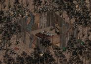 Grazing Grounds shack