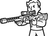 Christine's CoS silencer rifle