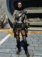FO76WL Treasure Hunter Outfit Female Hatless