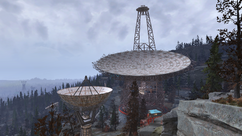 FO76 National Isolated Radio Array dishes.png